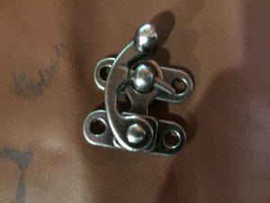 Hook & Eye clasp 30x35  Small Nic