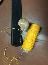 Hand Stitching Basic