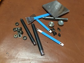 Tools for fittings etc.